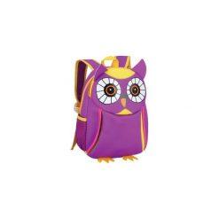 Plecak przedszkolny sowa fioletowa 920532. Torby i plecaki dziecięce marki Tuloko. Za 50.66 zł.