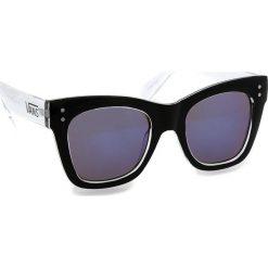Okulary przeciwsłoneczne VANS - Sunny Dazy Sung VN0A3AJ3BCQ Black/Clear. Okulary przeciwsłoneczne damskie marki QUECHUA. Za 69.00 zł.