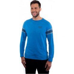 Sam73 Męska Bluzka Z Długim Rękawem Mt 743 220 M. Niebieskie bluzki z długim rękawem męskie sam73, z napisami. Za 79.00 zł.