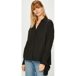 Vero Moda - Koszula Flow. Czarne koszule damskie Vero Moda, z długim rękawem. Za 149.90 zł.