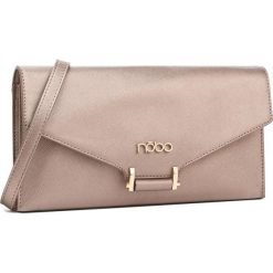 Torebka NOBO - NBAG-D3410-C004 Pudrowy Róż. Czerwone torebki do ręki damskie Nobo, ze skóry ekologicznej. W wyprzedaży za 109.00 zł.