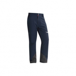 Spodnie narciarskie SKI-P PA 580 męskie. Niebieskie spodnie snowboardowe męskie WED'ZE, z materiału. Za 249.99 zł.