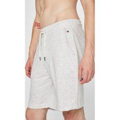 Tommy Hilfiger - Szorty piżamowe. Szare piżamy męskie Tommy Hilfiger, z bawełny. W wyprzedaży za 129.90 zł.