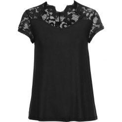 T-shirt bonprix czarny. T-shirty damskie marki DOMYOS. Za 54.99 zł.