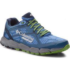 Buty COLUMBIA - Caldorado II BM4571 Harbor Blue/Lux 485. Niebieskie buty sportowe męskie Columbia, z materiału. W wyprzedaży za 369.00 zł.