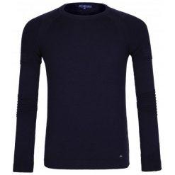 Paul Parker Sweter Męski M Ciemnoniebieski. Czarne swetry przez głowę męskie Paul Parker. Za 189.00 zł.