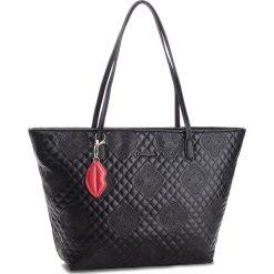 Torebka DESIGUAL - 18WAXPEG 2000. Czarne torebki do ręki damskie Desigual, ze skóry ekologicznej. W wyprzedaży za 239.00 zł.