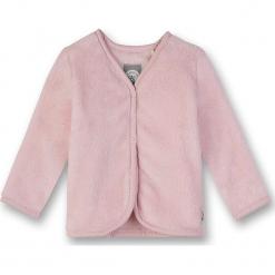 Kardigan w kolorze jasnoróżowym. Swetry dla dziewczynek marki bonprix. W wyprzedaży za 85.95 zł.