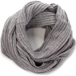 Szal TRUSSARDI JEANS - Neck Rib-Knitted 59Z00077 E010. Szare szaliki męskie TRUSSARDI JEANS, z jeansu. Za 209.00 zł.