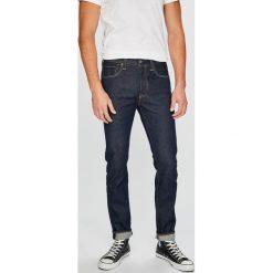 Levi's - Jeansy Skinny Noten. Szare jeansy męskie Levi's. W wyprzedaży za 299.90 zł.