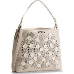 Torebka NOBO - NBAG-E3000-C015 Beżowy. Brązowe torby na ramię damskie Nobo. W wyprzedaży za 139.00 zł.