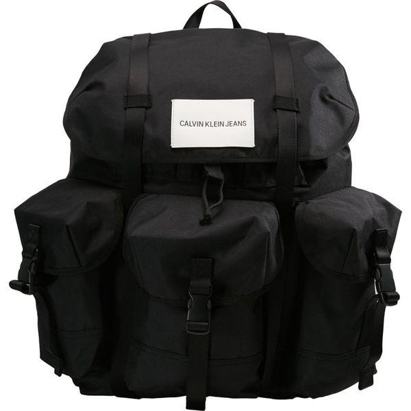 0765cc0ee51bc Calvin Klein Jeans SPORT ESSENTIAL 50 Plecak black - Plecaki damskie ...