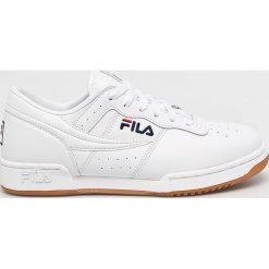 Fila - Buty Original Fitness. Szare buty sportowe męskie Fila. W wyprzedaży za 269.91 zł.