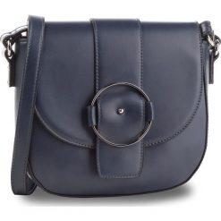 Torebka PUCCINI - BT28581  7A. Niebieskie torebki do ręki damskie Puccini, ze skóry ekologicznej. W wyprzedaży za 167.00 zł.