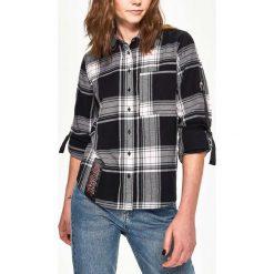 Koszula w kratę - Wielobarwn. Koszule damskie marki SOLOGNAC. W wyprzedaży za 29.99 zł.