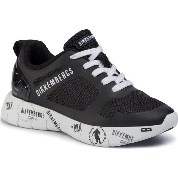 Sneakersy BIKKEMBERGS Fleurienne B4BKW0104 BlackBlack
