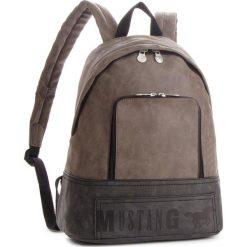 Plecak MUSTANG - Hamptons 4100000169 Grey 800. Szare plecaki damskie Mustang, ze skóry ekologicznej. W wyprzedaży za 239.00 zł.
