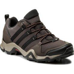 Buty adidas - Terrex Ax2r CM7726 Cblack/Nbrown/Cblack. Brązowe trekkingi męskie Adidas, z materiału. W wyprzedaży za 279.00 zł.