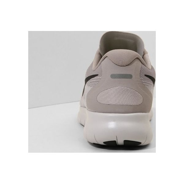 first rate b8774 18f0c Nike Performance FREE RUN 2 Obuwie do biegania neutralne moon  particle/black/vast grey/sand