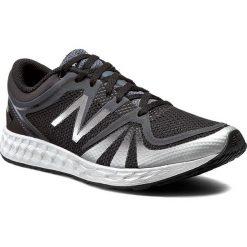 Buty NEW BALANCE - WX822BS2 Czarny. Czarne obuwie sportowe damskie New Balance, z materiału. W wyprzedaży za 289.00 zł.