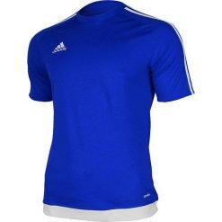 Adidas Koszulka piłkarska Estro 15 niebiesko-biała r. M (S16148). Koszulki sportowe męskie marki bonprix. Za 52.51 zł.
