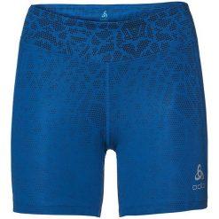 Odlo Spodnie tech. Odlo Bottom Short OMNIUS Print  - 321861 - 321861/20433/S. Spodnie dresowe damskie Odlo. Za 147.37 zł.