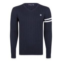 Giorgio Di Mare Sweter Męski Xxl Ciemny Niebieski. Niebieskie swetry przez głowę męskie Giorgio di Mare. W wyprzedaży za 169.00 zł.