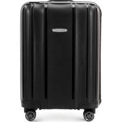 Walizka kabinowa 56-3T-731-10. Czarne walizki damskie Wittchen. Za 239.00 zł.