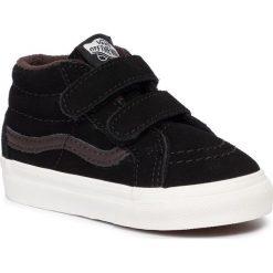 Sneakersy VANS Sk8 Mid Reissue V VN0A3TL4V3Z1 (Mte) BlkChocolate Torte