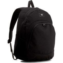 Plecak VANS - Van Doren Origi VN0A36OSBLK 000. Czarne plecaki damskie Vans, z materiału, sportowe. W wyprzedaży za 159.00 zł.