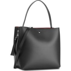 Torebka CREOLE - K10427  Czarny Gr. Skóra. Czarne torebki do ręki damskie Creole, ze skóry. Za 319.00 zł.