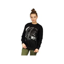 Bluza UNDERWORLD casual Speedometer. Czarne bluzy damskie Underworld, z nadrukiem, z bawełny. Za 119.99 zł.