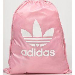 Adidas Originals - Plecak. Różowe plecaki damskie adidas Originals, z poliesteru. W wyprzedaży za 49.90 zł.