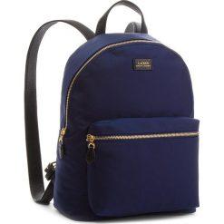 Plecak LAUREN RALPH LAUREN - Chadwick 431708315002  Navy. Niebieskie plecaki damskie Lauren Ralph Lauren, z materiału. Za 739.90 zł.