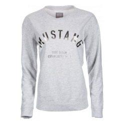 Mustang Bluza Damska Xl Szary. Szare bluzy damskie Mustang, z bawełny. Za 196.00 zł.