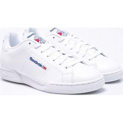 Reebok Classic - Buty. Szare buty sportowe męskie Reebok Classic, z materiału. W wyprzedaży za 259.90 zł.