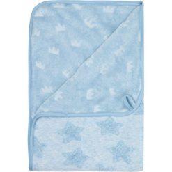 Bebe-Jou Wielofunkcyjny Koc Polarowy Fabulous Frosted, Blue. Niebieskie kocyki dla dzieci Bebe-Jou, z polaru. Za 69.00 zł.
