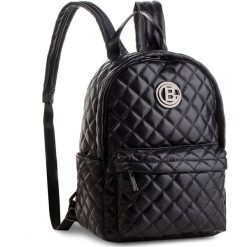 Plecak BALDININI - 920629DOME000000FXX Nero. Czarne plecaki damskie Baldinini, ze skóry, sportowe. Za 2,429.00 zł.