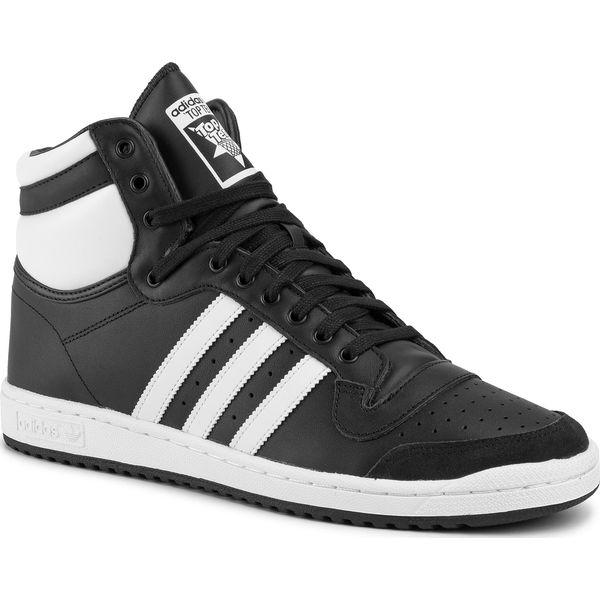adidas Top 10 Hi Sneaker Białe Sneakersy adidas Chłopięce