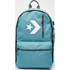 Converse - Plecak. Niebieskie plecaki damskie Converse, z poliesteru. W wyprzedaży za 219.90 zł.