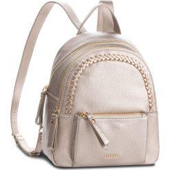 Plecak LIU JO - M Backpack Ceresio N68052 E0033 Gold 00529. Żółte plecaki damskie Liu Jo, ze skóry ekologicznej. Za 649.00 zł.