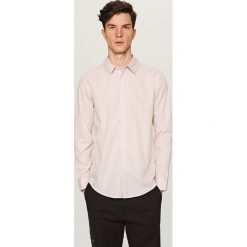 Koszula we wzory - Różowy. Koszule damskie marki Giacomo Conti. W wyprzedaży za 29.99 zł.