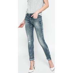 G-Star Raw - Jeansy Lynn. Niebieskie jeansy damskie G-Star Raw. Za 659.90 zł.