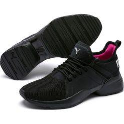 Wyprzedaż białe obuwie sportowe damskie Puma, na fitness i