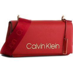 Torebka CALVIN KLEIN BLACK LABEL - Ck Candy Shoulder K60K604303  627. Listonoszki damskie Calvin Klein Black Label. Za 649.00 zł.