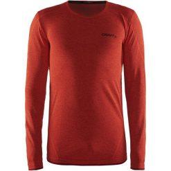 Craft Koszulka Męska Active Comfort Ls Czerwona Xl. Czerwone koszulki sportowe męskie Craft, z długim rękawem. Za 129.00 zł.