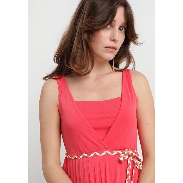 38d791654d46 Pomkin JOSEPHINE NURSING Sukienka letnia koralle - Sukienki damskie ...