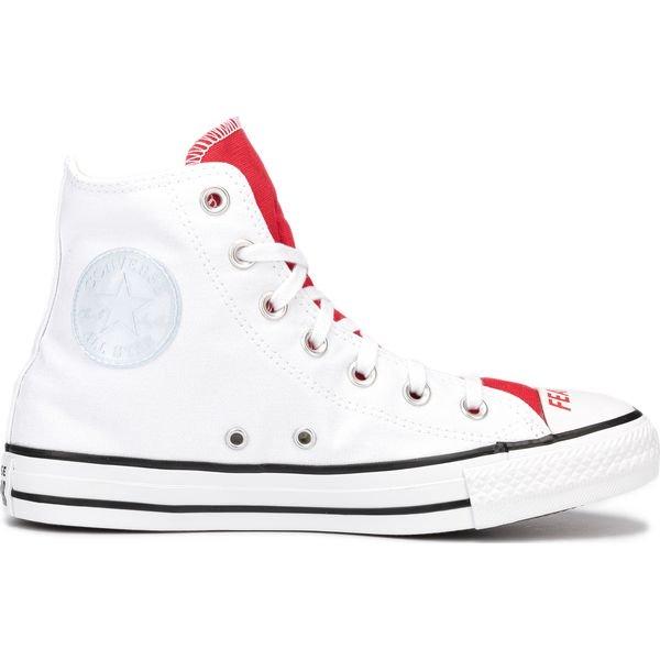 Converse Chuck Taylor All Star Hi Tenisówki Czerwony Biały