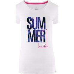 Outhorn Koszulka damska HOL18-TSD618 biała r. M. T-shirty damskie Outhorn. Za 24.99 zł.