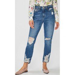 Only - Jeansy Faye. Niebieskie jeansy damskie Only. Za 169.90 zł.